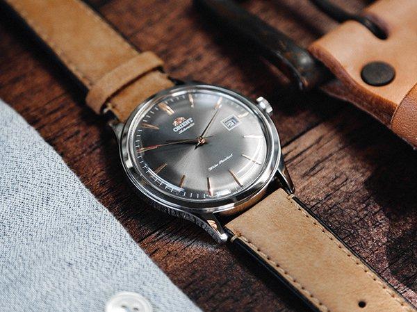 Japońskie zegarki męskie z automatycznym naciągiem
