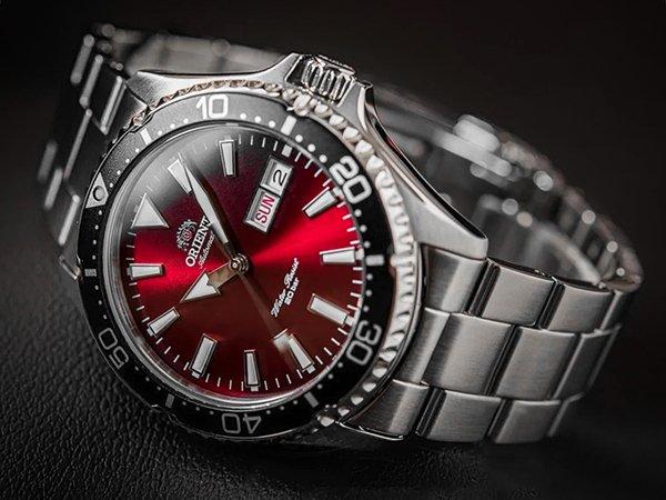 Zegarek Orient Kamasu idealny na każdą okazję