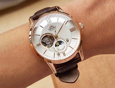 Mechanizm zegarka – jaki wybrać? Jakie są mechanizmy w zegarkach?