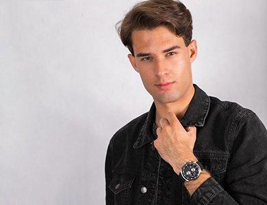 Zegarki Police – nie tylko dla buntowników. Zobacz kultowy zegarek Police z czaszką