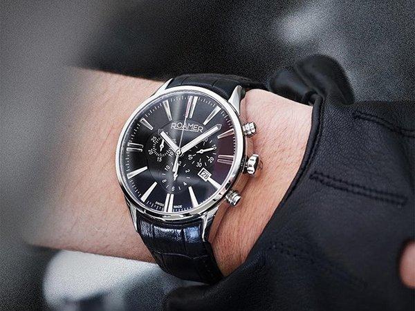 Zegarki Roamer Superior - klasyka w najlepszym wydaniu