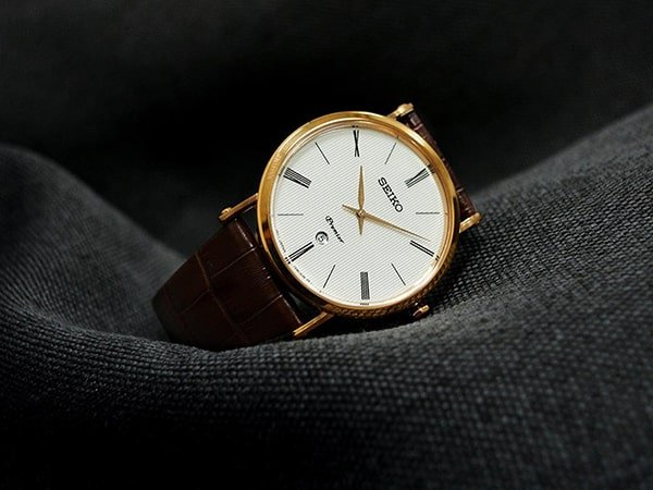 Elegancki zegarek Seiko Premier