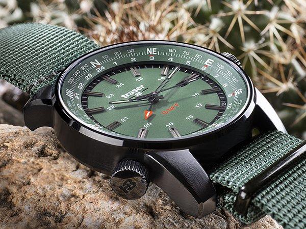 Taktyczne DNA i szwajcarska jakość zegarków Traser P68 Pathfinder
