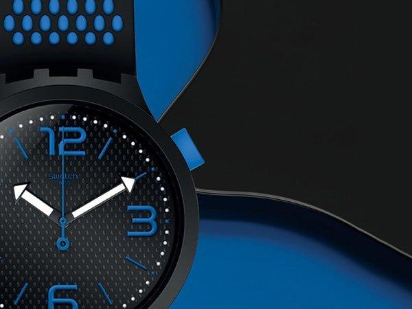 Zegarki Swatch Big Bold – klasa szwajcarskiego zegarmistrzostwa