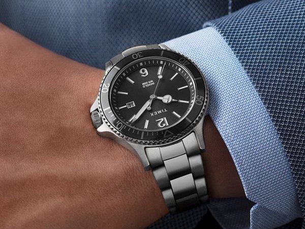 """""""Dlaczego warto postawić na zegarek typu diver"""