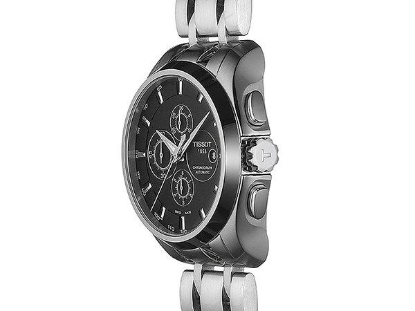 Dynamiczna elegancja w zegarkach Tissot Couturier