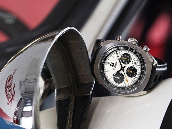 Zegarek Tissot dla fana motoryzacji – i nie tylko!