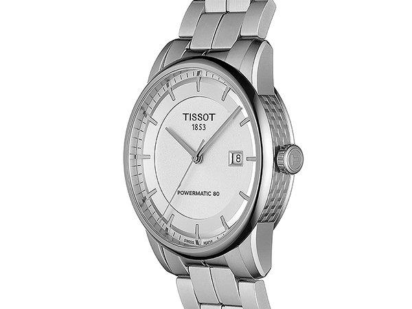 Zegarki Tissot Luxury dla wymagających