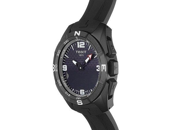 Sportowy design zegarków T-Touch Expert  Solar