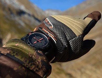 Zegarek do pracy w trudnych warunkach