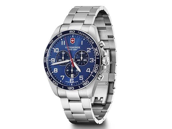 Skuteczne na każdym polu zegarki Victorinox Fieldforce