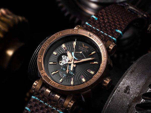 Jak działa zegarek z automatycznym naciągiem?