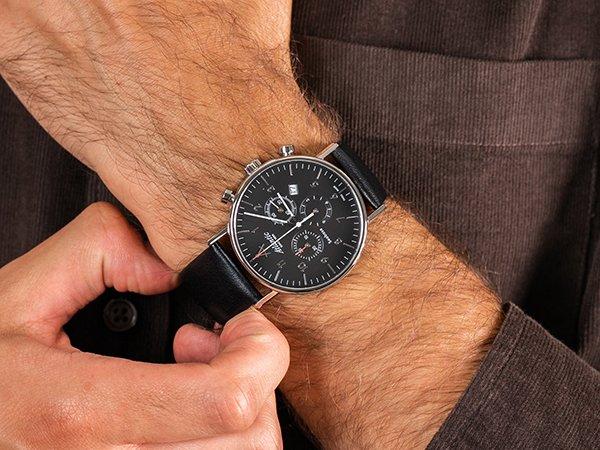 Niezwykła jakość zegarków Atlantic Seabase