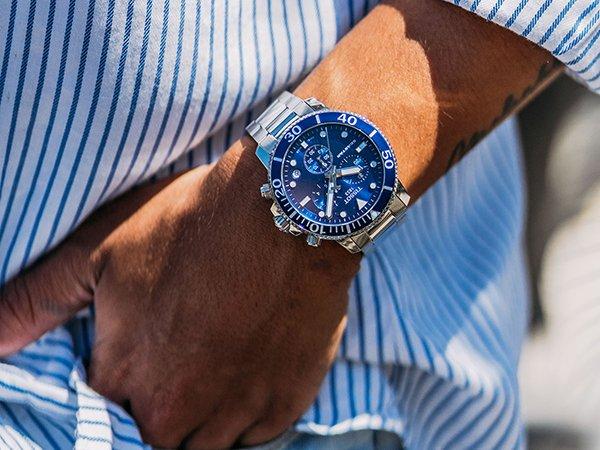 Tissot — chronometrażysta światowych imprez sportowych