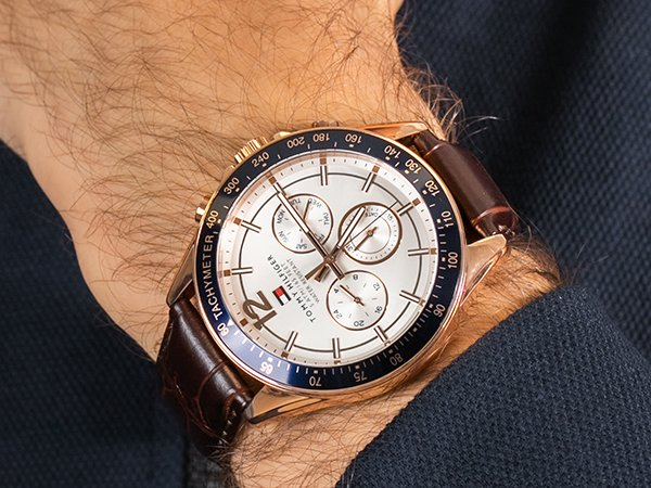 Zegarki Tommy Hilfiger męskie - zawsze wyglądaj dobrze!