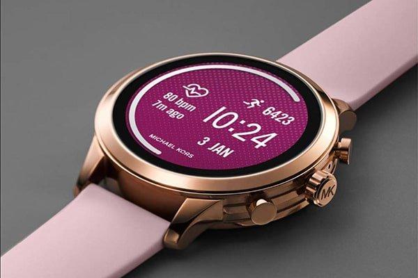 Smartwatch Michael Kors na pasku