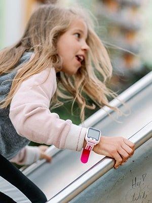 Zadbaj o bezpieczeństwo swojego dziecka — smartwatche Gerett