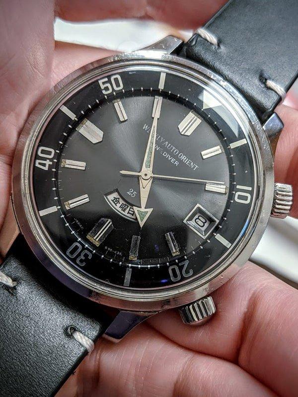Historia innowacji zegarków Orient