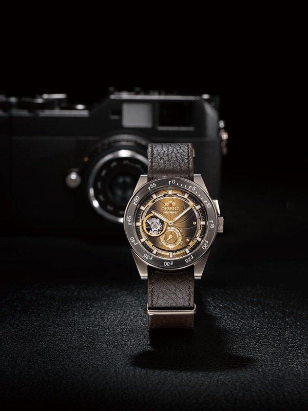 Wyjątkowy Orient Retro Future Camera
