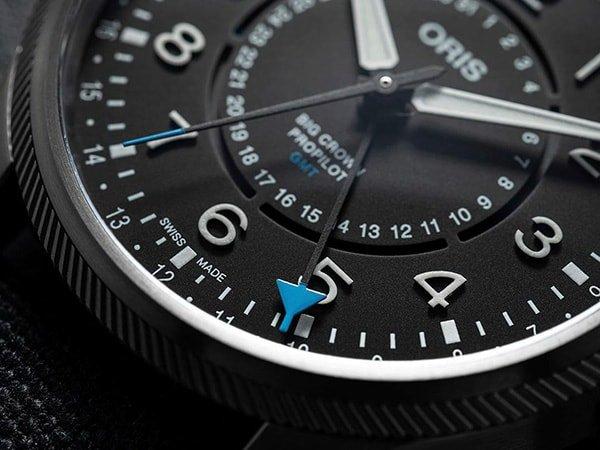 Wykonanie zegarków Oris Swiss Made
