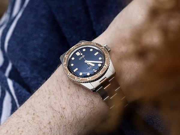 Zegarki marki Oris — pełnowartościowa historia