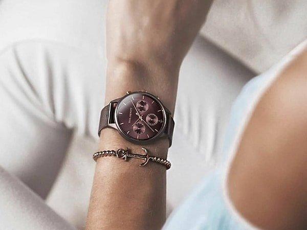 Eleganckie zegarki Paul Hewitt dla niej