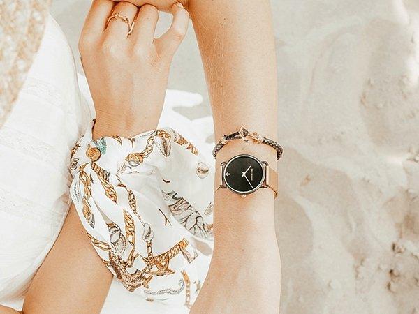 Zegarki Paul Hewitt na bransolecie — klasyczna, czy meshowa?