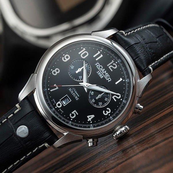 Historia szwajcarskiego dziedzictwa zegarków Roamer