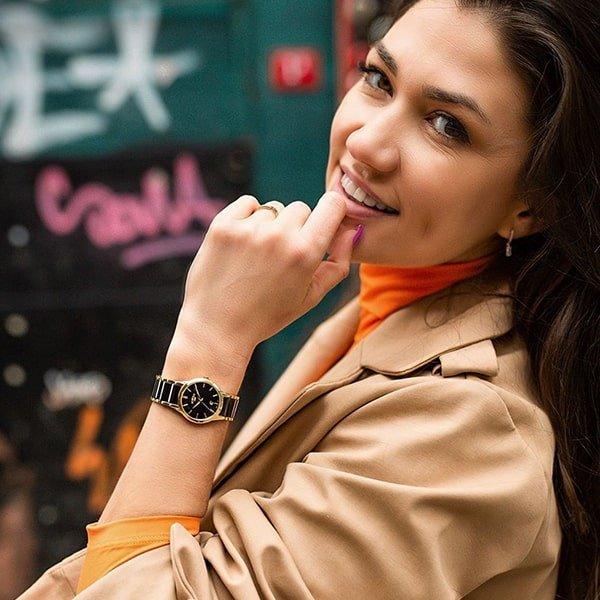 Eleganckie wzornictwo zegarków Roamer