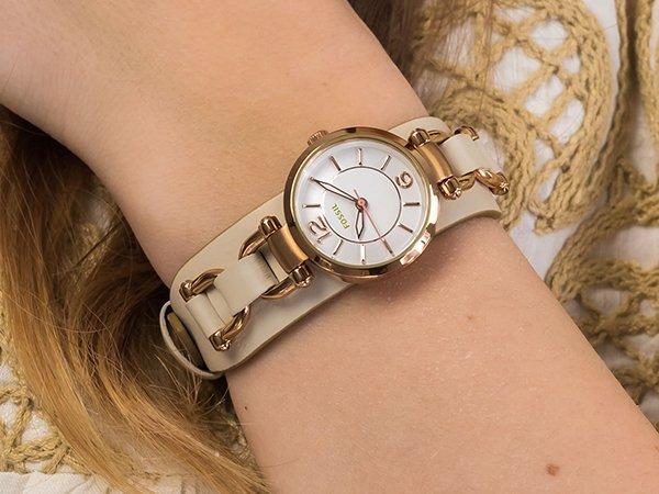 Orginalny wygląd zegarków Fossil