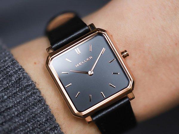 zegarek damski Meller z kwadratową kopertą