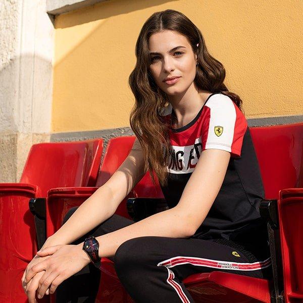 Zegarki Scuderia Ferrari dla niej