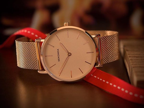 Zegarki Sekonda - marka numer 1 w Wielkiej Brytanii