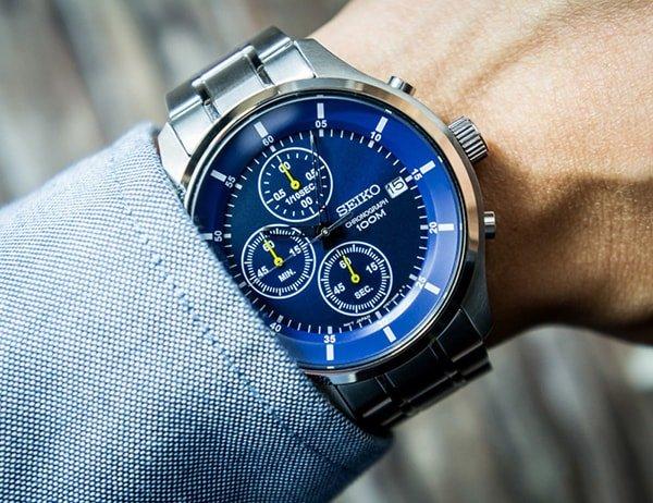 Zegarki solarne Seiko - jak działają?
