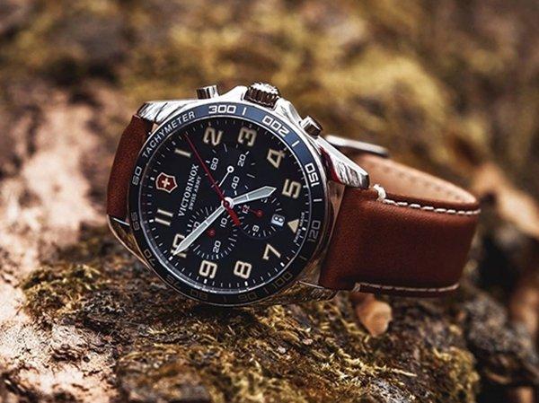 Cechy charakterystyczne zegarków Victorinox Fieldforce