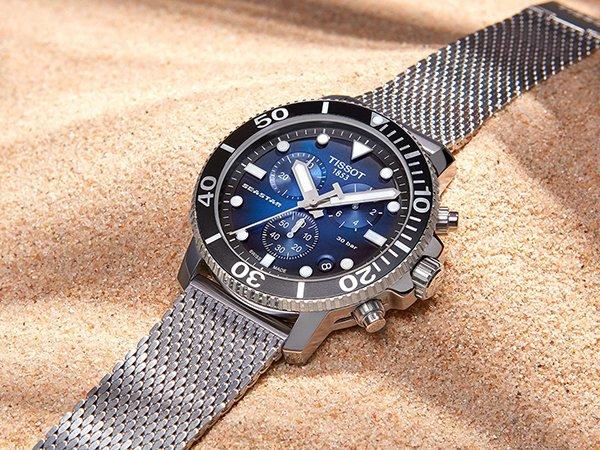 Tissot T- Sport - wybierz zegarek dla siebie