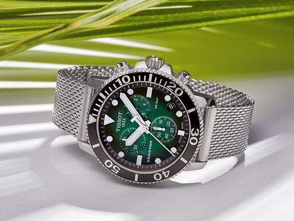 Tissot Seastar 1000 - w morskich głębinach