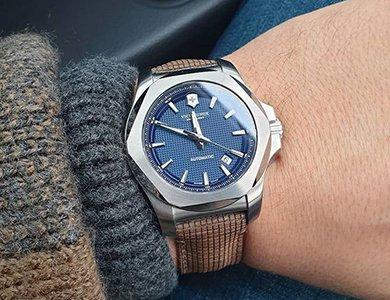 Idealny prezent na święta dla mężczyzny? Postaw na zegarek i scyzoryk marki Victorinox!