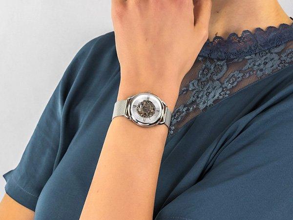 Niezwykły design zegarków Fossil Tailor