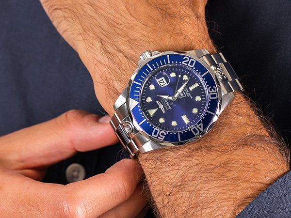 Elitarne zegarki Invicta Grand Diver