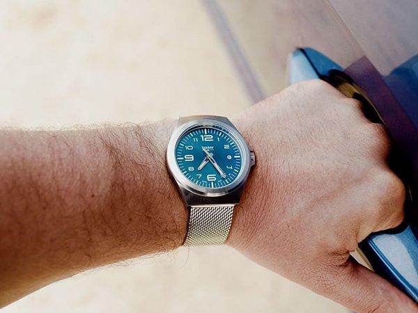 Kolory tarczy w zegarkach Traser P59 Classic