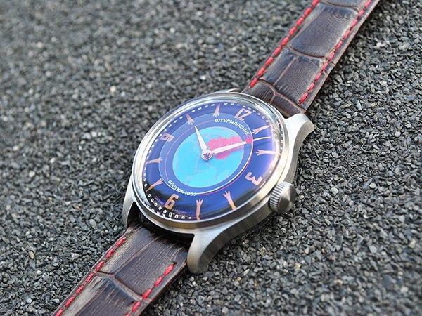 Mechaniczny zegarek Sturmanskie Sputnik