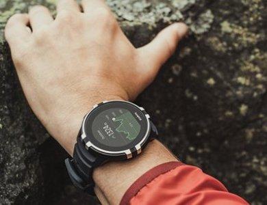 Zegarek Suunto z nadgarstkowym pomiarem tętna