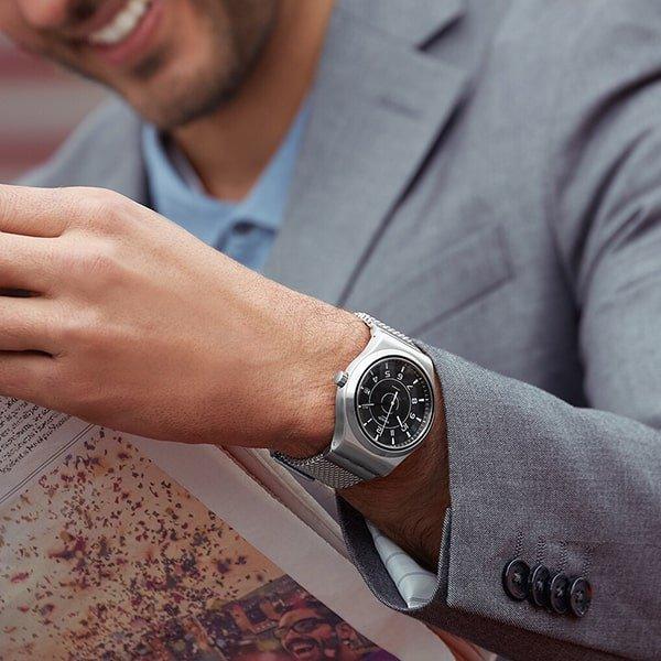 Wyjątkowe zegarki Swatch Irony System51