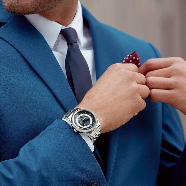 Zegarki Swatch Irony Sistem51 – niezwykły design