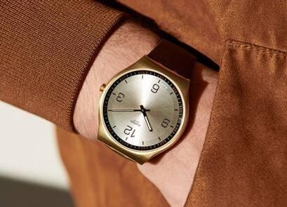 Męski zegarek Swatch