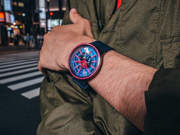 Stylowe zegarki Swatch Big Bold inspirowane miastem