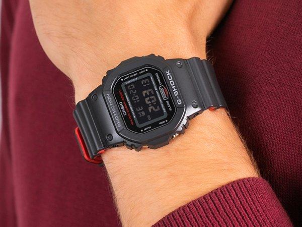 Zegarek G-Shock na pierwszy zegraek