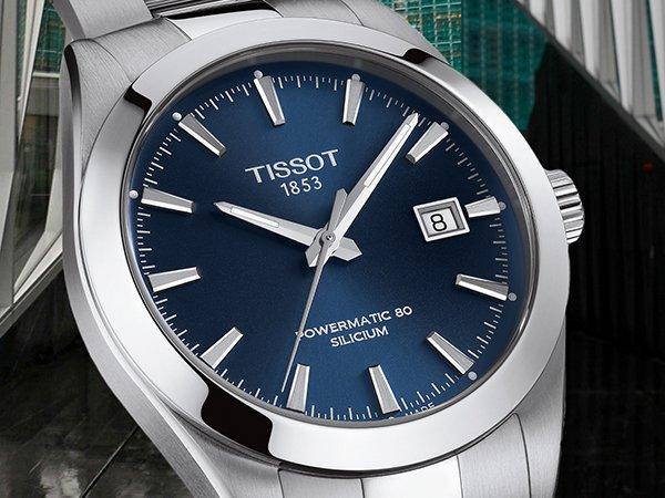 Dedykowane eleganckiemu mężczyźnie zegarki Tissot Gentleman