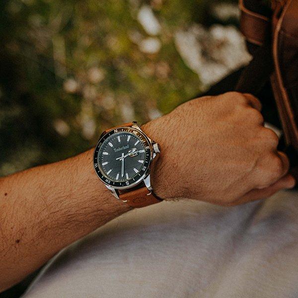 Designerski zegarek Timberland
